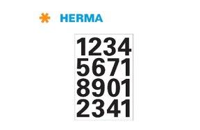 PREPRINTED LABELS HERMA N.4168